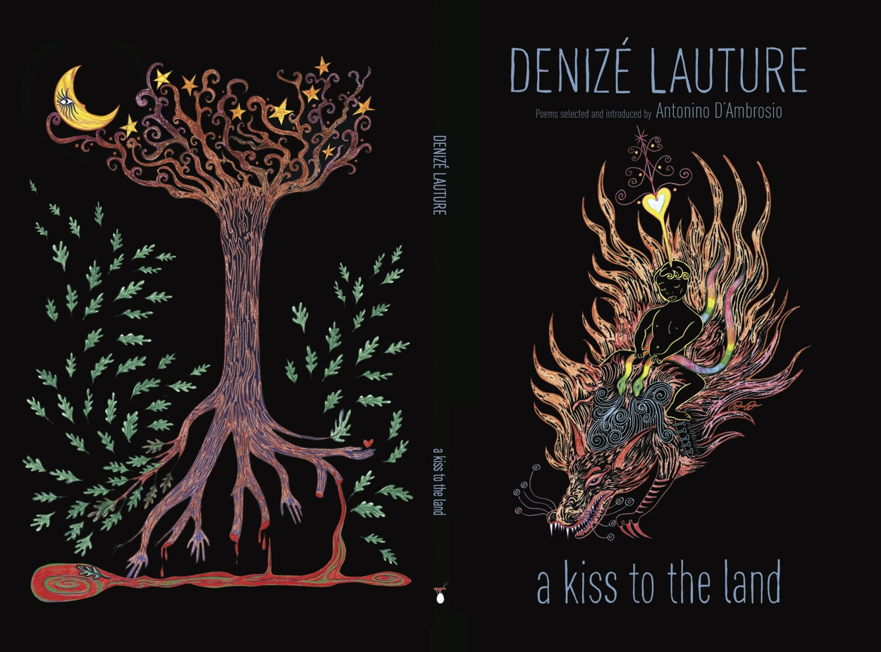 A Kiss to the Land by Denizé Lauture