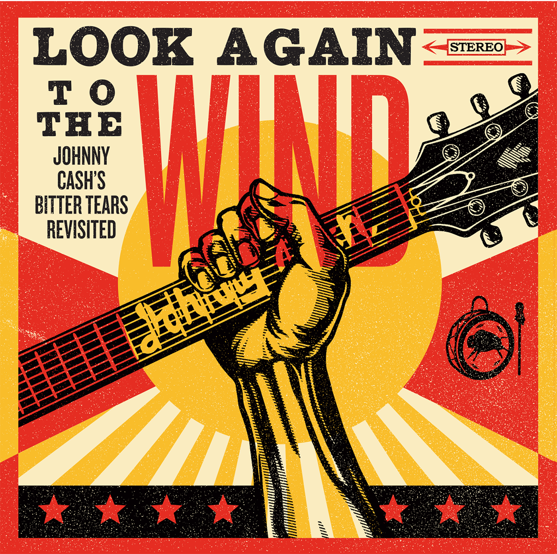 Look Again to the Wind CD Insert